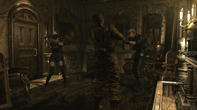 Resident Evil 0 HD Remastered создавалась специально для современной аудитории