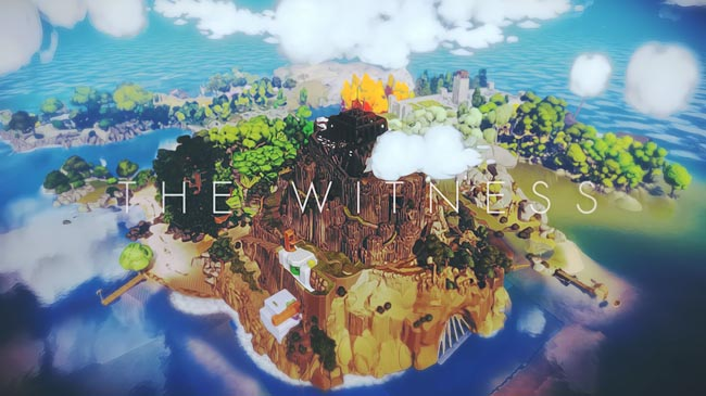 Появились дата релиза и среднее время прохождения The Witness для ПК и PS4