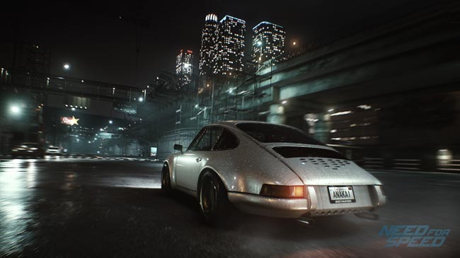 Выход Need For Speed на ПК отложен
