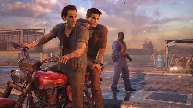 Uncharted 4 для PlayStation 4 уже почти готова
