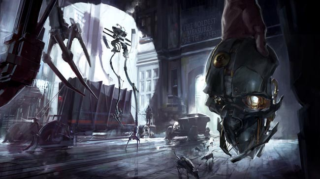 На Xbox One и PS4 вышла новая игра Dishonored Definite Edition